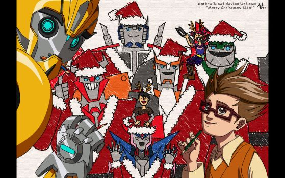 TFP Christmas 2010 Wallpaper by Dark-WildCat