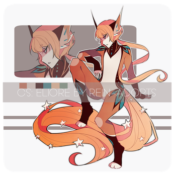 ELIORE FREE ADOPT RAFFLE!!!CLOSED by rein-adopts