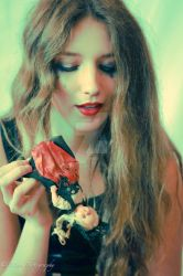 Dolls and Dress-up: 1 by maeartphotography