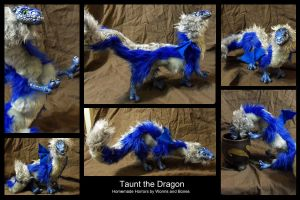 Taunt the Dragon by WormsandBones
