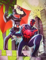 2099 and BEYOND by m7781