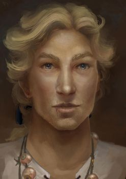 Guybrush Threepwood by Characterstudio