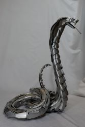 King Cobra Snake by HubcapCreatures