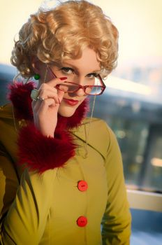 Top Story - Rita Skeeter by MiraiSadame