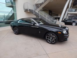 2017 Rolls-Royce Wraith Black Badge by CadillacBrony