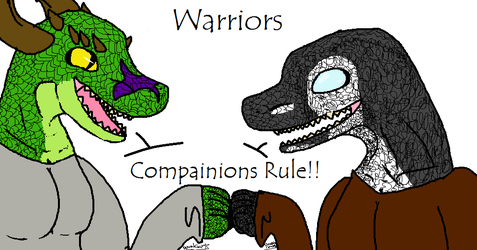 The Warriors by DovahCourts