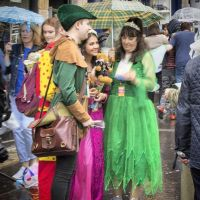 Robin Hood and faeries by sequential