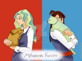 Dianakko week (Day 5) by albimola