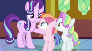 MLP Friendship is Magic Season 7 Moments 85 by Wakko2010