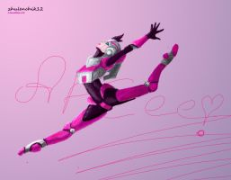 ballet1 arcee by Leavatein12
