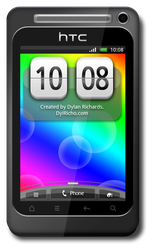 HTC Desire S by dylricho