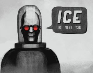doctor freeze or whatever by PixellerJeremy