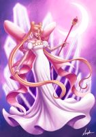 Sailor Moon NeoQueen by angelaxiii