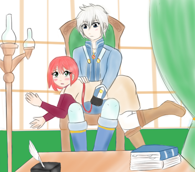 Pharmacists must rest by MiddleTigress