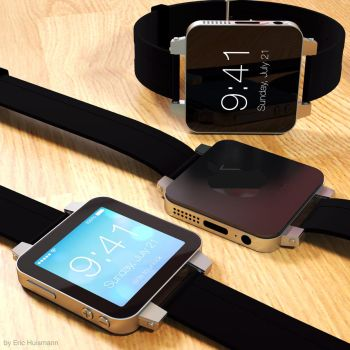 iWatch Concept by xerix93