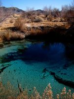 Water in a Dry Land 2 by Geotripper