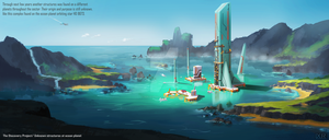 Ocean Planet 2 by SDFleshmaster