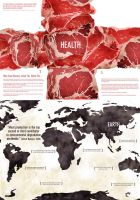 extracts: publication, meat by tanhuitian
