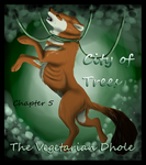 City of Trees- Ch. 5 Cover by SanjanaStone