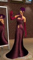 Sims 2- Leela Opera Outfit by Officer-1BDI