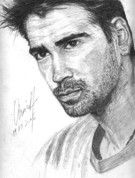 Colin Farrell by buckwolf by WitchKing-Club