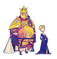 Cersei and pet by michaelfirman