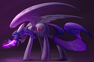 The Last Alicorn by Underpable