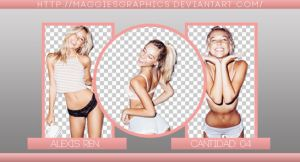 Alexis Ren PNG Pack 01 by SmothieDeArandanos