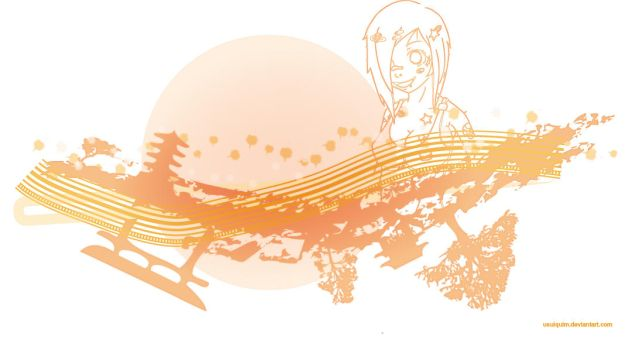 Winds from Japan Conceptual Version. by UsuiQuim