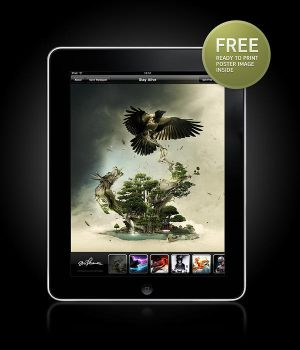 AT iPad Wallpaper Collection by he1z