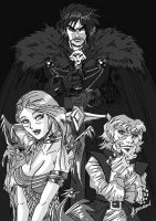 Game of Thrones by ADL-art