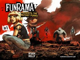 Presenting The Mutant Punks by funrama