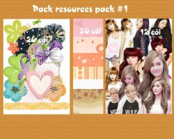 pack resources pack 1 by Na by hwangjoonhyun
