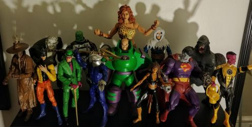 My Collection: The LEGION of DOOM by Captain86