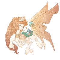 Amber Starfall Faering Auction {CLOSED} by AlimareEmpire