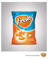 Fredo Snacks Packaging 2 by Viboo