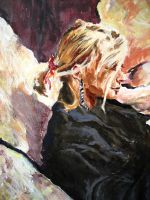 Bente -- detail by blonde-gypsy