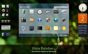 Vista Rainbar 4.6.0.3 by poiru