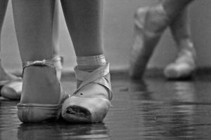 Ballet study by fripturici