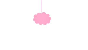Hanging Cloud by CandyCaneEditor