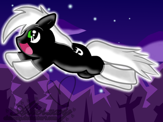Pony Phantom by Allyett