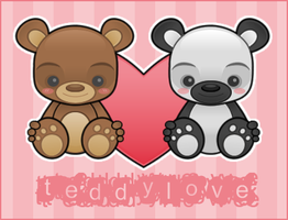 Teddy Love by casey-lee