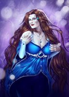 Comission_Selene by Lavah