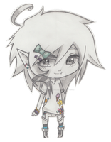 .: Chibi Prince Hikaru :. by Nocturnally-Blessed