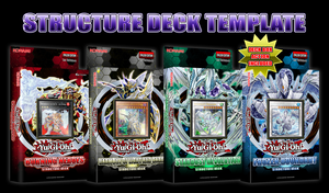 Deck Box Template by grezar