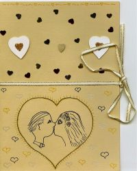 Wedding card by SweetMe