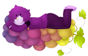 Draw me like one of your french grapes by NekoSugarStar