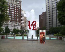 LOVE Park by SpiderTrekfan616