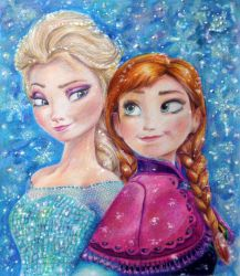 Frozen by Alena-Koshkar