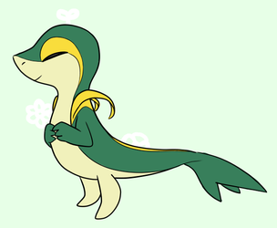 Snivy by SonicMila